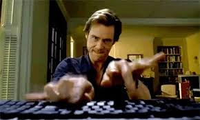 jim carrey keyboard